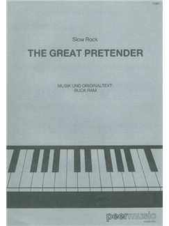 Buck Ram: The Great Pretender Books | Klavier & Gesang