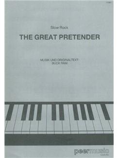 Buck Ram: The Great Pretender Books | Klavier & Gesang