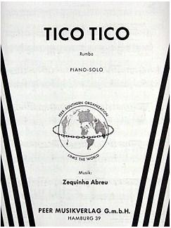Zequinha Abreu: Tico Tico Books | Piano