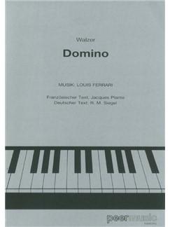 Louis Ferrari: Domino Books | Piano & Vocal