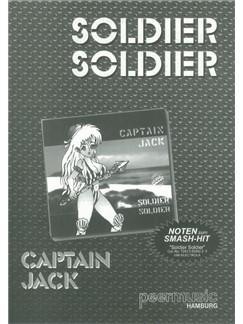 Captain Jack: Soldier Soldier Books | Piano, Vocal & Guitar