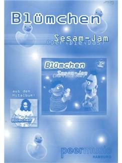 Blümchen: Sesam-Jam Books | Piano, Vocal & Guitar