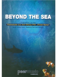 beyond the sea piano sheet music pdf