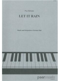 Amanda Marshall: Let It Rain Books | Piano & Vocal