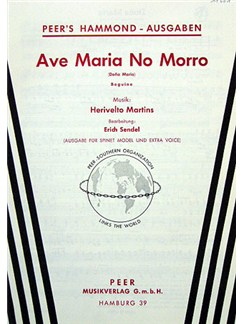 Herivelto Martins: Ave Maria No Morro Books | Electric Organ, Voice