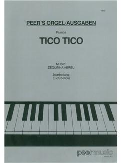 Zequinha Abreu: Tico Tico Books | Organ
