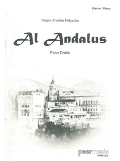 Hagen Anselm Fritzsche: Al Andalus Books   Piano