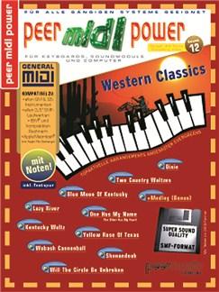 Peer Midi Power Vol. 12 - Western Classics Books and CD-Roms / DVD-Roms | Keyboard