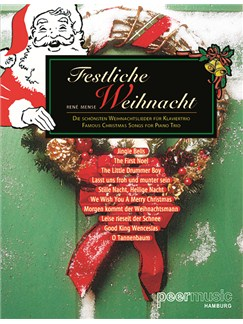 Festliche Weihnacht Für Klaviertrio Books | Piano, Violin, Cello