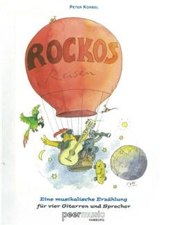 Peter Korbel: Rockos Reisen (German Language Edition) Books | Guitar (Quartet)