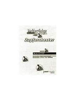 Welterfolge Für Zupforchester: Augustin Lara - Granada (Mandolin 1) Books   Mandolin