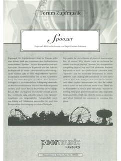 Forum Zupfmusik: Spoozer (Mandolin 1) Books | Mandolin