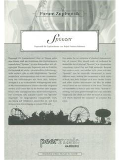 Forum Zupfmusik: Spoozer (Mandolin 2) Books | Mandolin