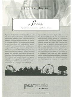 Forum Zupfmusik: Spoozer (Guitar) Books | Guitar