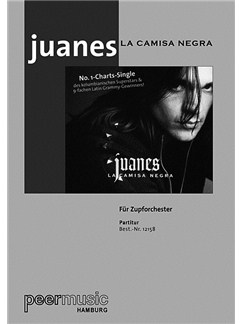 Forum Zupfmusik: Juanes - La Camisa Negra (Bass) Books | Double Bass