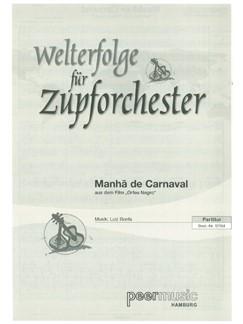 Luiz Bonfá: Manhã De Carnaval (Score) Books | Mandolin