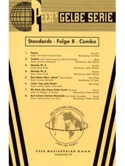 Peer's Gelbe Serie - Standards Folge 8 (Combo) Books | Score