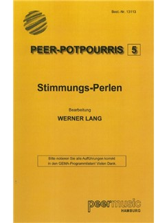 Peer-Potpourris: Stimmungs-Perlen (Combo) Buch | Partitur