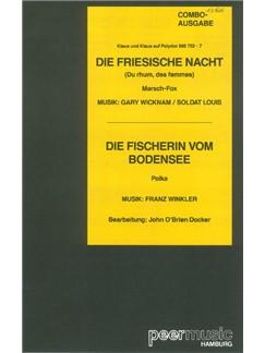 Die Friesische Nacht/Die Fischerin Vom Bodensee (Combo) Books | Score