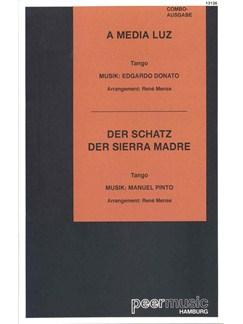 A Media Luz / Der Schatz Der Sierra Madre (Combo) Books | Partitur