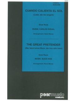 Cuando Calienta El Sol/The Great Pretender (Combo) Books | Score