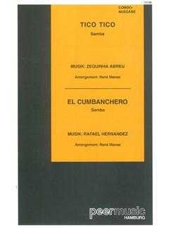 Tico Tico/El Cumbanchero (Combo) Books | Score