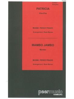 Patricia/Mambo Jambo (Combo) Books | Score