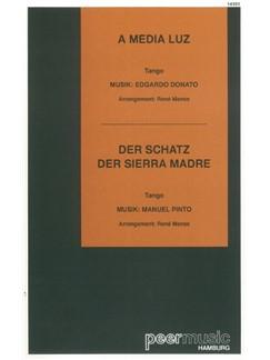 A Media Luz/Der Schatz Der Sierra Madre (Salon Orchestra) Books | Orchestra