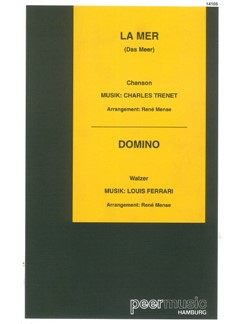 Domino/La Mer (Salonorchester) Books | Orchestra