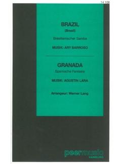 Brazil/Granada (Salon Orchester) Books   Orchestra