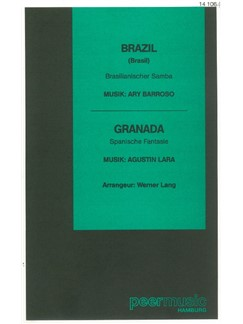 Brazil/Granada Books | Ensemble