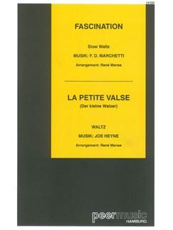 La Petit Waltz/Fascination (Conductor's Score/Parts) Books | Ensemble