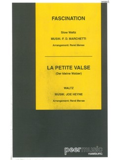 Der Kleine Walzer/Fascination (Salon Orchestra) Books | Orchestra