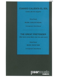 Cuando Calienta El Sol / The Great Pretender (Salonorchester Mit Ergänzerstimmen) Books | Orchestra
