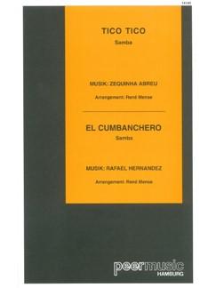 El Cumbanchero / Tico Tico (Salonorchester) Books | Orchestra