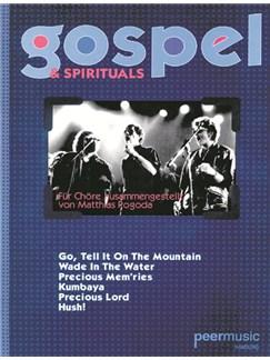 Chor Workshop - Gospel & Spirituals 1 (SATB) Books | SATB