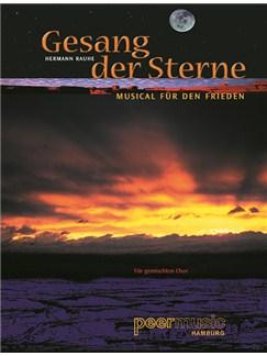 Hermann Rauhe: Gesang Der Sterne Books | SATB, Piano Accompaniment