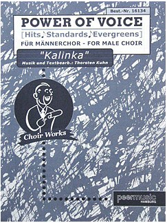Power Of Voice - Kalinka (Für Männerchor TTBB) Books | TTBB, Piano