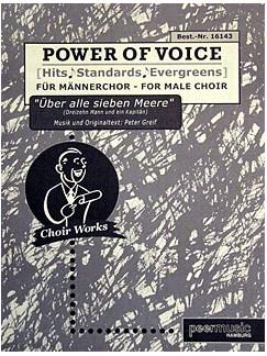 Power Of Voice - Über Alle Sieben Meere (Für Männerchor TTBB) Books | TTBB