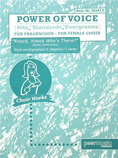 Power Of Voice - Knock, Knock, Who's There (Für Frauenchor SSA) Books | SSA, Piano