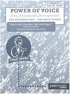 Power Of Voice - Wenn Die Glocken Hell Erklingen (Für Männerchor TTBB) Books | TTBB