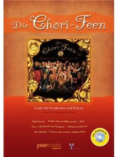 Die Chori-Feen: Lieder Für Kinderchor Und Klavier Books   High Voice, Piano