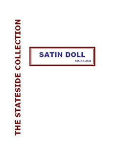 Duke Ellington: Satin Doll (Big Band) Books | ig Band
