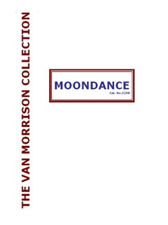 Van Morrison: Moondance (Big Band) Books | Big Band & Concert Band