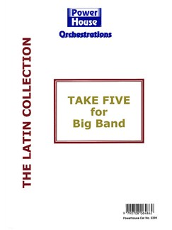Paul Desmond: Take Five - E Flat Minor (Big Band) Books | Big Band & Concert Band