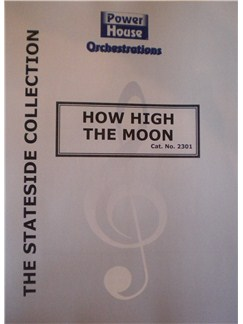 Morgan Lewis: How High The Moon Books | Big Band & Concert Band