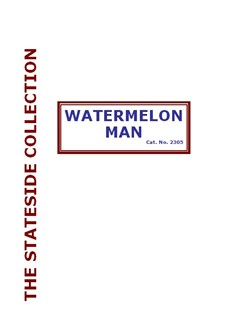 Herbie Hancock: Watermelon Man (Big Band) Books | Big Band