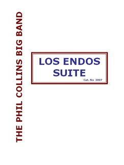 Phil Collins: Los Endos Suite (Big Band) Books | Big Band