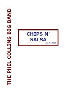 Gerald Albright: Chips 'N' Salsa Books | Big Band