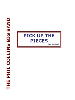 The Phil Collins Big Band: Pick Up The Pieces Books | Big Band